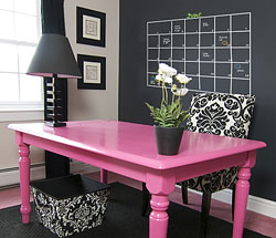 Terrific Creating The Ideal Home Office The House Designers Largest Home Design Picture Inspirations Pitcheantrous