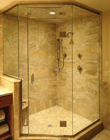 8 innovative products to enhance your bathroom for Luxus shower doors