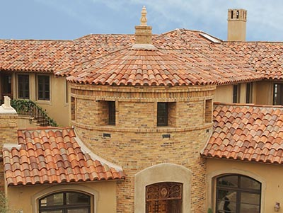Authentic Clay Roofing for Every Application