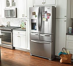 The Perfect Fridge for Organizing Your Food Storage