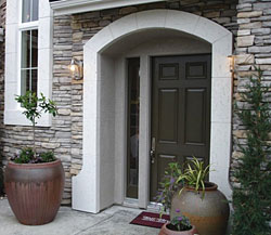 Redefine Your Entryway with Fypon® Door Surround Kits