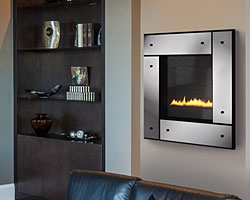 Get Romantic Ambiance with the Heat & Glo™ REVO Series Gas Fireplace