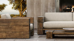 Restoration Hardware The Aspen Collection
