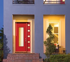 Therma-Tru® Introduces New On-Trend Entry Doors