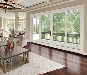 Integrity® Introduces New Wood-Ultrex 4-Panel Sliding French Door