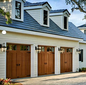 Clopay® Shows Off Canyon Ridge® Limited Edition Carriage Doors