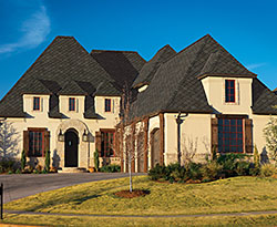 GAF Roofing Displays Sienna® Designer Lifetime Shingles