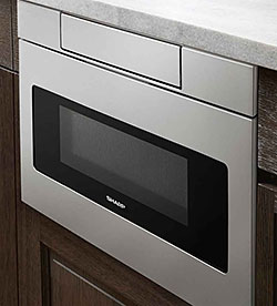 A Microwave That Provides Design Options