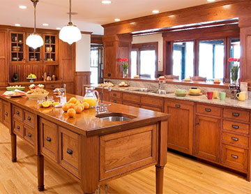 7. Custom Cabinetry for Every Room