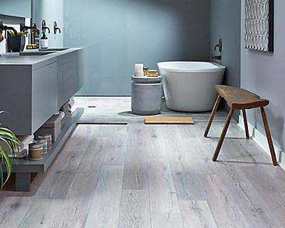 Lovely Waterproof Ceramic Plank Flooring