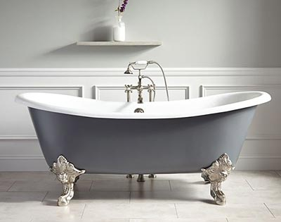 An Amazing Bathtub for Customized Style