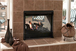 Heat&Glo™ Twilight II Gas Fireplace