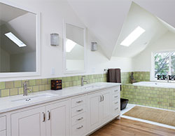IceStone® Vanities and Half Slabs