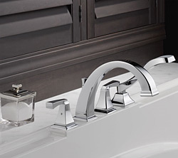Delta® Dryden™ Bath Collection with Touch2O® Technology