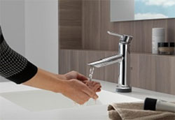 7. A Hands-Free, Water-Efficient Faucet
