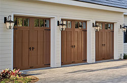 4. A Stylish Garage Door That Increases Curb Appeal