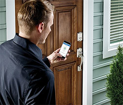 6. A Bluetooth®-Enabled Smart Lock