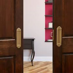 3. Privacy for Pocket Doors