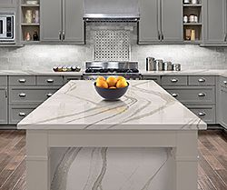 10. American-Made Quartz Countertops in 124 Striking Designs