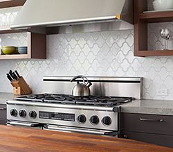 12. Stylish Tiles to Create the Ideal Backsplash