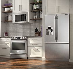 4. Professional-Grade Appliances Especially for Residential Kitchens
