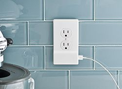 5. An Outlet Upgrade to Simplify Your Life