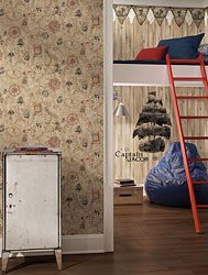 9-York® Wallcoverings Cool Kids Collection