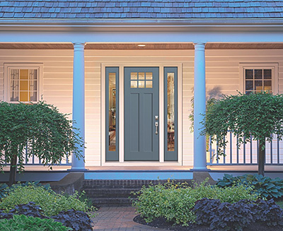 A Historically Inspired Transitional Entry