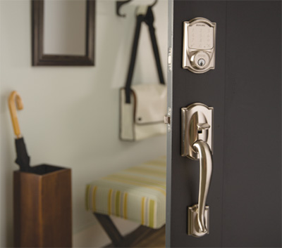 A Smart Deadbolt with Keypad and App Control