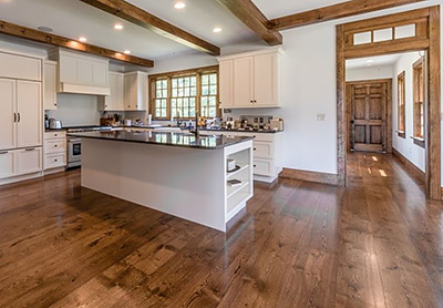 Sustainably Produced Hardwood Flooring