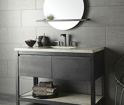 Sleek, Stylish, Artisan-Made Vanities